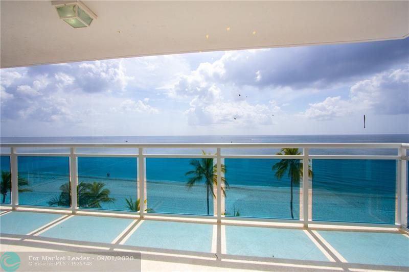Photo of 3430 Galt Ocean #506, Fort Lauderdale, FL 33308 (MLS # F10218424)