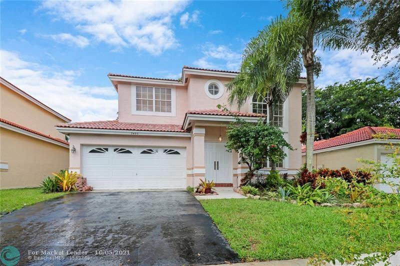 Photo of 7405 NW 24th St, Margate, FL 33063 (MLS # F10303424)