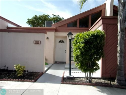 Photo of Listing MLS f10228426 in 3123 NW 84 WAY Sunrise FL 33351