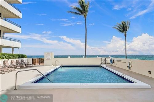 Photo of Listing MLS f10217427 in 3560 S Ocean Boulevard #409 South Palm Beach FL 33480