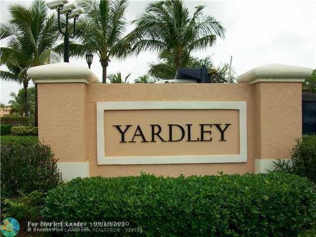 7775 E Yardley Dr #F105, Tamarac, FL 33321 - #: F10247427
