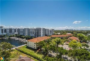 Photo of 3200 Port Royale Dr #904, Fort Lauderdale, FL 33308 (MLS # F10128428)