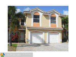 Tiny photo for 5492 NW 90th Ter #5492, Sunrise, FL 33351 (MLS # F10176428)
