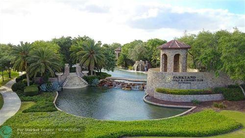 Photo of 10353 Sweet Bay Mnr, Parkland, FL 33076 (MLS # F10237428)
