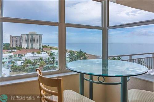 Photo of 5200 N Ocean Blvd #804, Lauderdale By The Sea, FL 33308 (MLS # F10287428)