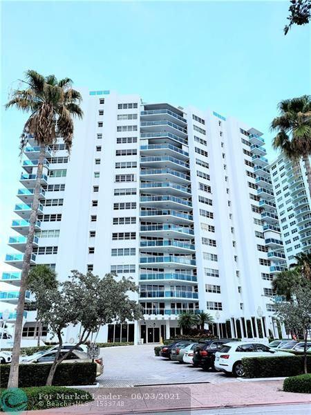 Photo of 3430 Galt Ocean Dr #1212, Fort Lauderdale, FL 33308 (MLS # F10282428)