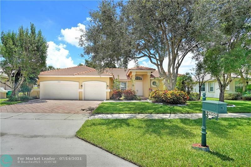 12660 Countryside Ter, Cooper City, FL 33330 - #: F10293428