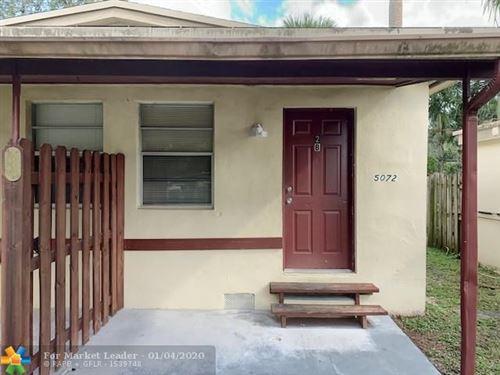 Photo of 5072 SW 28th Ave #B, Dania Beach, FL 33312 (MLS # F10202429)