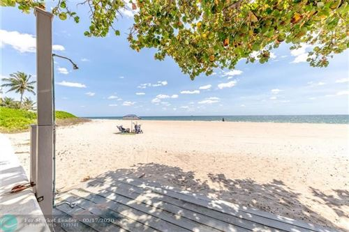 Photo of 1500 S Ocean Blvd #201, Lauderdale By The Sea, FL 33062 (MLS # F10229429)
