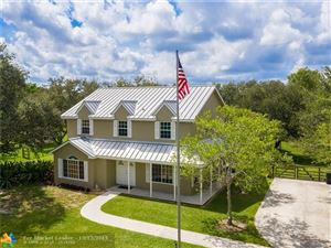 Photo of Listing MLS f10198430 in 5201 SW 186th Ave Southwest Ranches FL 33332