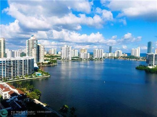 Photo of 3301 NE 183rd St #2207, Aventura, FL 33160 (MLS # F10261430)