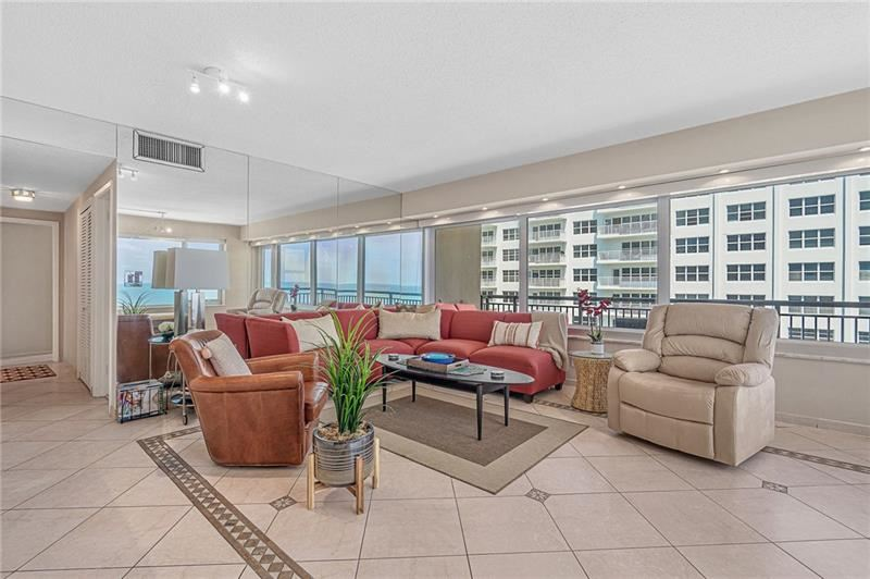 Photo of 3800 Galt Ocean Dr #1605, Fort Lauderdale, FL 33308 (MLS # F10280430)