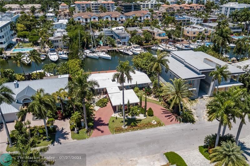 Photo of 85 Fiesta Way, Fort Lauderdale, FL 33301 (MLS # F10294430)