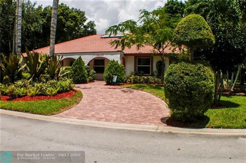 Photo of Listing MLS f10240431 in 10391 NW 5th Ct Coral Springs FL 33071