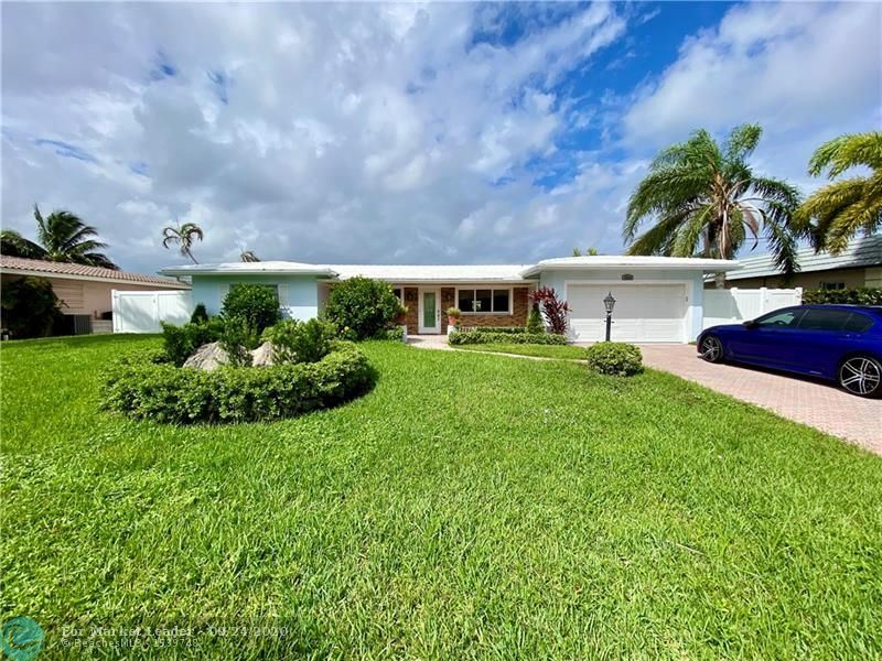 Photo of 3751 NE 25th Ave, Lighthouse Point, FL 33064 (MLS # F10250431)