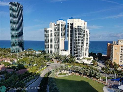Photo of 19370 Collins Ave #Phse15, Sunny Isles Beach, FL 33160 (MLS # F10225433)