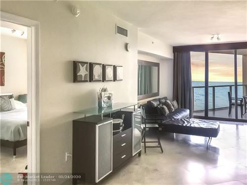 Photo of 16699 Collins Ave #1605, Sunny Isles Beach, FL 33160 (MLS # F10230434)