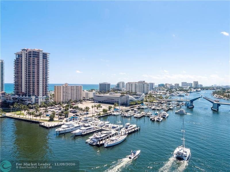 100 S Birch Rd #1803, Fort Lauderdale, FL 33316 - #: F10221434