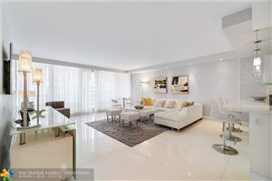 Photo of 4020 Galt Ocean Dr #703, Fort Lauderdale, FL 33308 (MLS # F10188435)