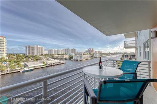 Photo of 2900 NE 30TH ST #I-8, Fort Lauderdale, FL 33306 (MLS # F10263435)