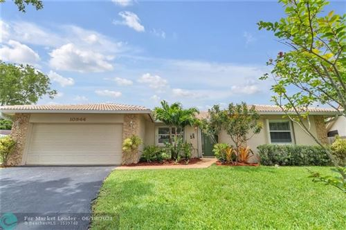 Photo of 10944 NW 19th Mnr, Coral Springs, FL 33071 (MLS # F10289435)