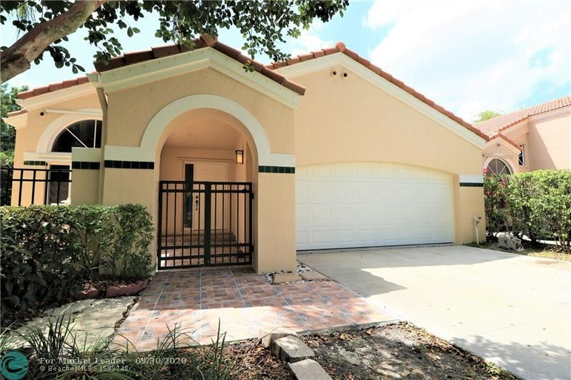 1701 Harbour Side Dr., Weston, FL 33326 - #: F10237435