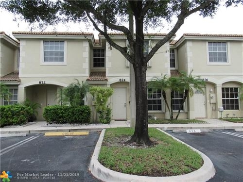 Photo of 874 Summit Lake Dr #874, West Palm Beach, FL 33406 (MLS # F10203436)