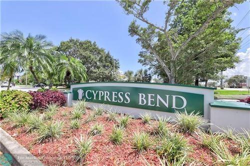 Foto de inmueble con direccion 2112 S Cypress Bend Dr #402 Pompano Beach FL 33069 con MLS F10242436