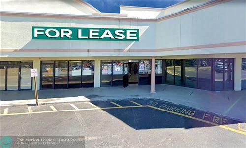 Photo of 1426 N State Road 7, Margate, FL 33063 (MLS # F10304436)