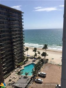 Photo of 3750 Galt Ocean Dr #1108, Fort Lauderdale, FL 33308 (MLS # F10107438)