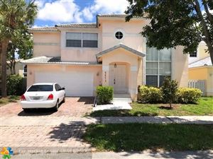 Photo of 4471 NW 55th Dr, Coconut Creek, FL 33073 (MLS # F10185439)