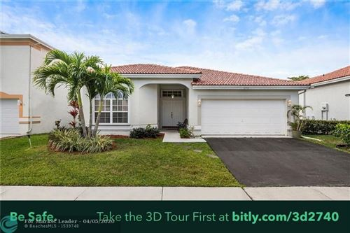 Photo of 2740 NW 74th Ave, Margate, FL 33063 (MLS # F10224441)
