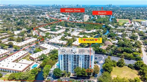 Photo of 1800 N Andrews Ave #4G, Fort Lauderdale, FL 33311 (MLS # F10280441)