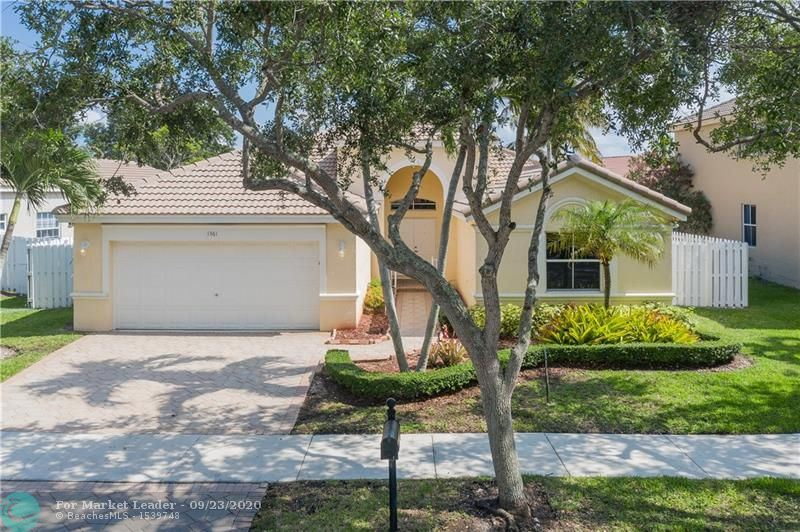 Photo of 1361 Meadows Blvd, Weston, FL 33327 (MLS # F10250441)