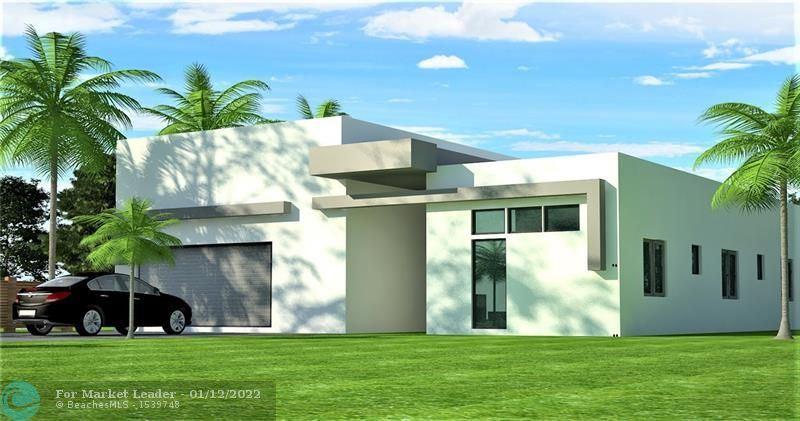Photo of 738 NE 17th Terrace, Fort Lauderdale, FL 33304 (MLS # F10274441)