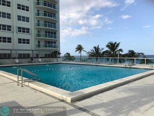 Tiny photo for 3400 Galt Ocean Drive #1509 S, Fort Lauderdale, FL 33308 (MLS # F10234442)