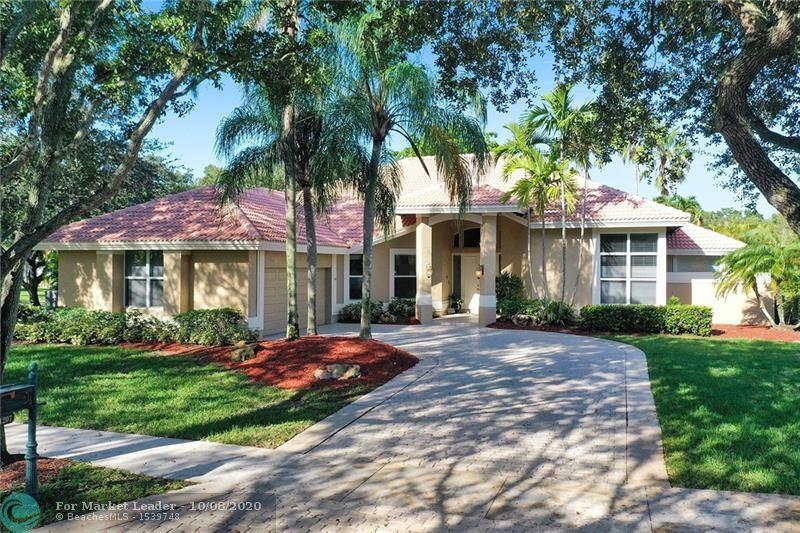 1207 Manor Dr S, Weston, FL 33326 - #: F10252442
