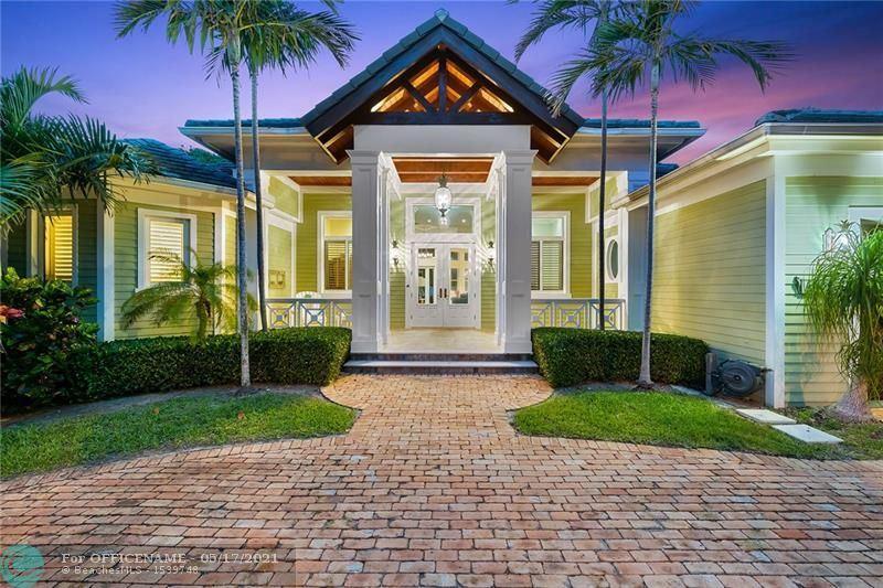 Photo of 3029 N Atlantic Blvd, Fort Lauderdale, FL 33308 (MLS # F10284442)