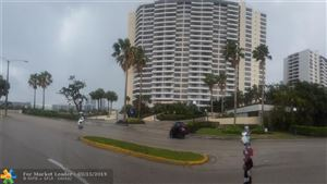 Tiny photo for 2500 Parkview Dr #1618, Hallandale, FL 33009 (MLS # F10162444)