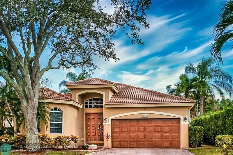 3590 Canary Palm Ct, Pompano Beach, FL 33069 - MLS#: F10221444