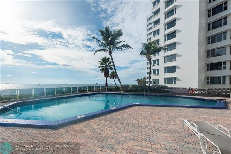 Photo of 3700 Galt Ocean Dr #514, Fort Lauderdale, FL 33308 (MLS # F10301444)