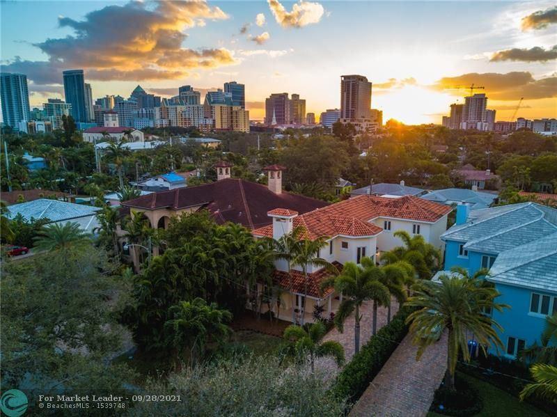 Photo of 421 NE 11th Ave, Fort Lauderdale, FL 33301 (MLS # F10302444)