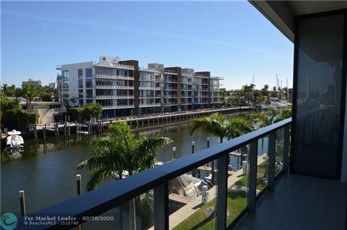 Photo of 70 Hendricks Isle #302, Fort Lauderdale, FL 33301 (MLS # F10211445)