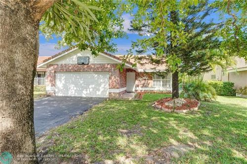 Photo of Listing MLS f10224445 in 2857 NW 95th Ave Coral Springs FL 33065