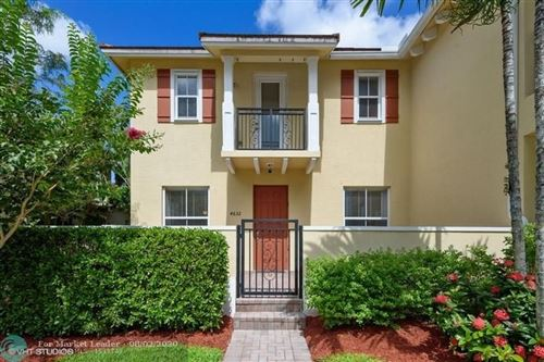 Photo of Listing MLS f10241445 in 4632 Monarch Way #4632 Coconut Creek FL 33073