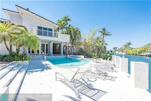 Photo of 2523 Castilla Isle, Fort Lauderdale, FL 33301 (MLS # F10233447)