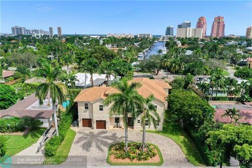 Photo of 2456 NE 27th Terrace, Fort Lauderdale, FL 33305 (MLS # F10256447)