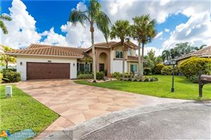 Photo of 4077 NW 83rd Ln, Coral Springs, FL 33065 (MLS # F10200448)