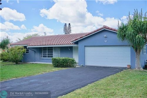 Photo of 3606 NW 82ND TERR, Coral Springs, FL 33065 (MLS # F10219448)
