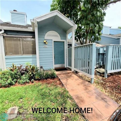 Photo of Listing MLS f10238448 in 1806 Racquet ct. #1806 North Lauderdale FL 33068